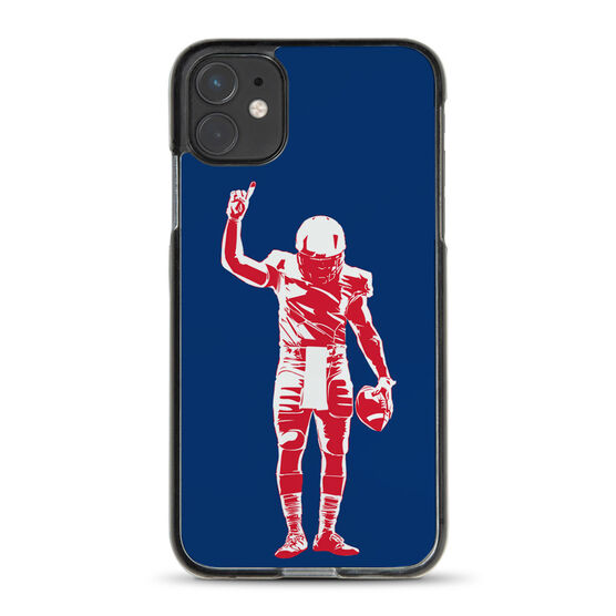 Football iPhone® Case - Number One Player