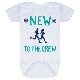 Running Baby One-Piece - New To The Crew
