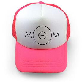 Wrestling Trucker Hat - Mom Mat