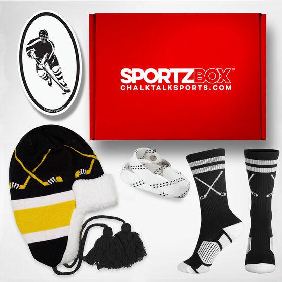 Hockey SportzBox Gift Set- Hat Trick