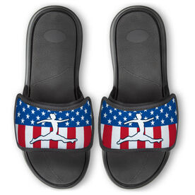 Gymnastics Repwell™ Slide Sandals - USA Gymnastics