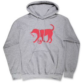 Cheerleading Standard Sweatshirt - Cheer Dog