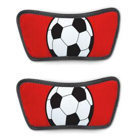 Soccer Repwell™ Sandal Straps - Soccer Ball
