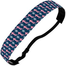 Snowboarding Julibands No-Slip Headbands - Snowboard Pattern