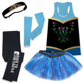 Sister Princess Running Outfit