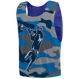 Guys Lacrosse Pinnie - Camo