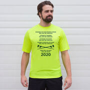 Crew Short Sleeve Performance Tee - Crew Will Be Back 2020
