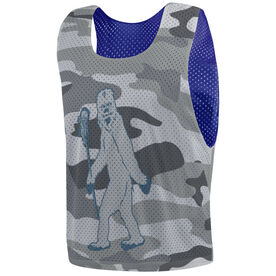Guys Lacrosse Pinnie - Yeti Camo