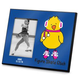 Figure Skating Photo Frame Figure Skate Chick