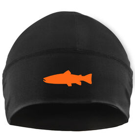 Beanie Performance Hat - Brown Trout