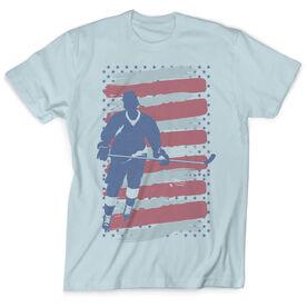 Vintage Hockey T-Shirt - USA Hockey