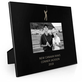 Golf Engraved Picture Frame - Guy Golfer