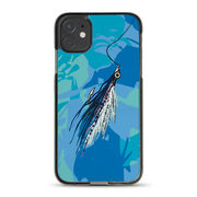 Fly Fishing iPhone® Case - Watercolor Clouser