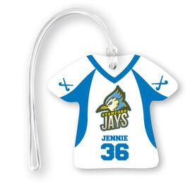 Field Hockey Jersey Bag/Luggage Tag - Custom Team Logo