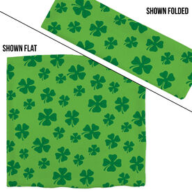 RokBAND Multi-Functional Headband - Shamrock Pattern