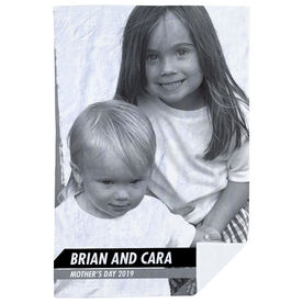 Personalized Premium Blanket - Custom Photo