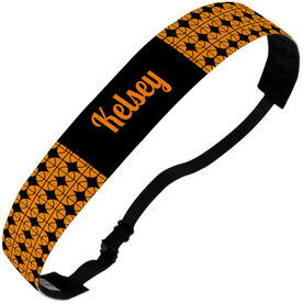 Basketball Juliband No-Slip Headband - Personalized Basketball Pattern
