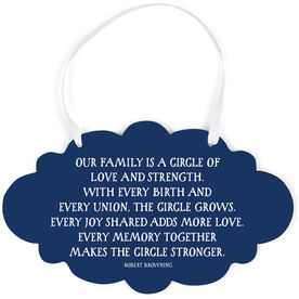 Cloud Sign - Our Family