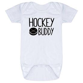 Hockey Baby One-Piece - Hockey Buddy