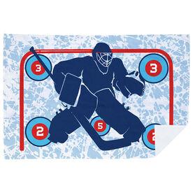Hockey Premium Blanket - Knee Hockey