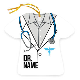 Personalized Ornament - Doctors Outfit Unisex