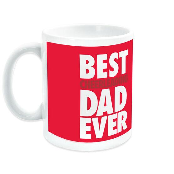 Cheerleading Coffee Mug Best Dad Ever