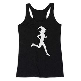 Women's Everyday Tank Top - Runner Witch