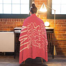 Personalized Premium Blanket - That's My Aunt