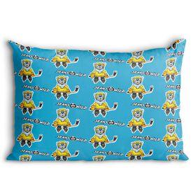 Seams Wild Hockey Pillowcase - Northern (Pattern)