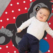 Ping Pong Baby Blanket - Prince Of Pong