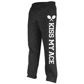 Tennis Fleece Sweatpants Kiss My Ace