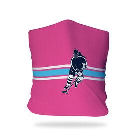 Hockey Multifunctional Headwear - Girl Player Stripe RokBAND