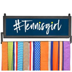 AthletesWALL Medal Display - Hashtag Tennis Girl