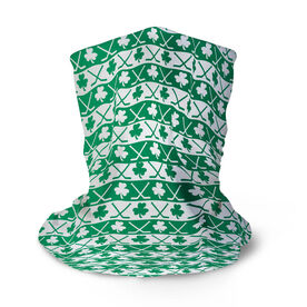 Hockey Multifunctional Headwear - Shamrock Stripes RokBAND