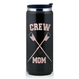Stainless Steel Travel Mug Crew Mom