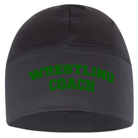 Beanie Performance Hat - Wrestling Coach