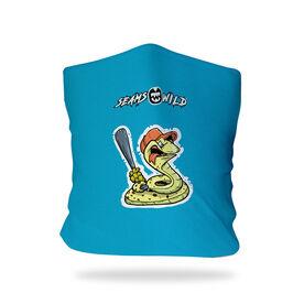 Seams Wild Baseball Multifunctional Headwear - Rattleshake RokBAND