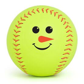 Snowman Softball