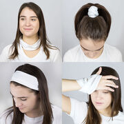 Basketball Multifunctional Headwear - Personalized Female Player RokBAND