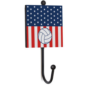 Volleyball Medal Hook - USA Volleyball