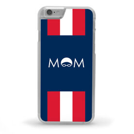Swimming iPhone® Case - Mom