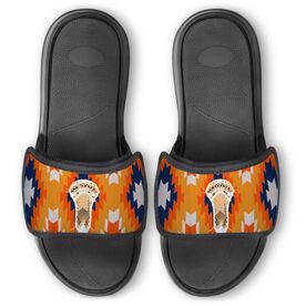 Guys Lacrosse Repwell™ Slide Sandals - Aztec Stick