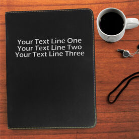 Personalized Executive Portfolio - Your Text