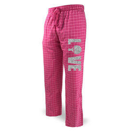 Ping Pong Lounge Pants Love with Paddle