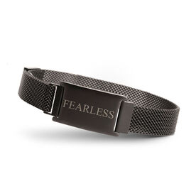 Adjustable Stainless Steel Magnetic Bracelet - Fearless
