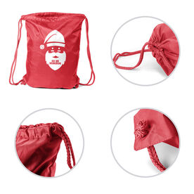Baseball Sport Pack Cinch Sack - Ho Ho Homerun