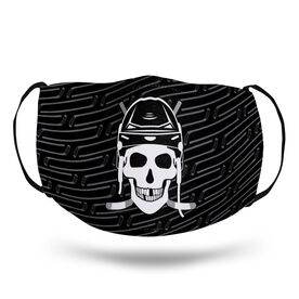 Hockey Face Mask - Hockey Skull
