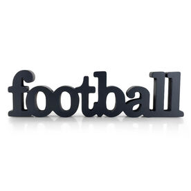 Football Wood Words