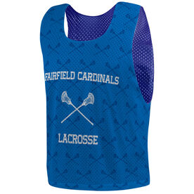 Guys Lacrosse Pinnie - Custom Lacrosse Sticks