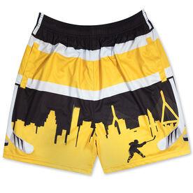 Boston Hockey Shorts